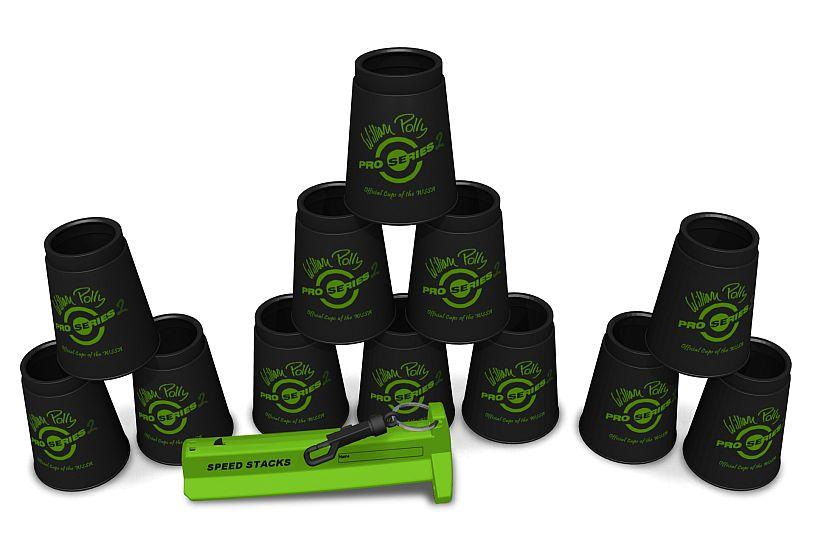 Speed Stacks Pro Series 2 Black